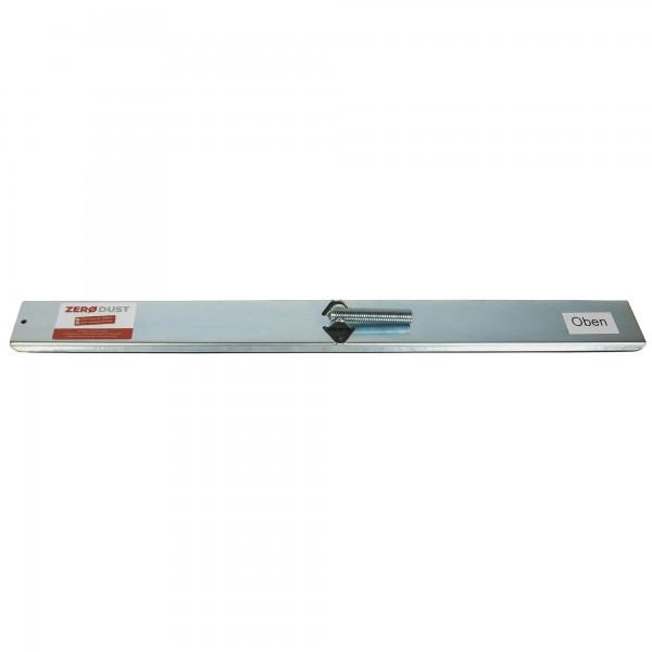 Gummidichtschiene stabil 70 cm für Staubschutz-Trennwand