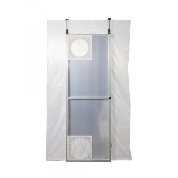 Staubschutz-Schwingtür Komplett-Set mit Tragetasche