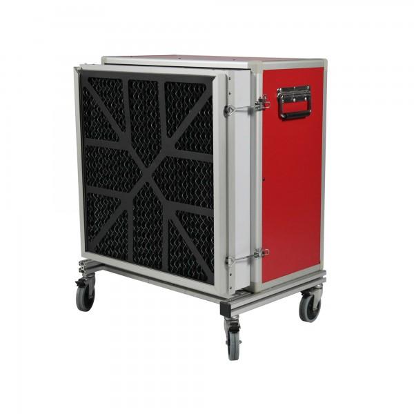 Bau-Luftreiniger Pullman Ermator A2000 mit HEPA 13 Filter
