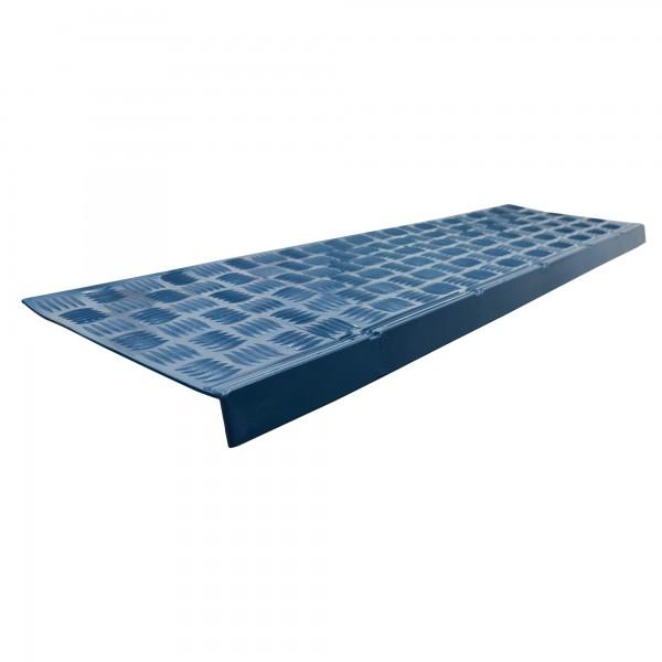 Treppenkanten Schutz-Profil weich blau 0,90 x 2,60 m