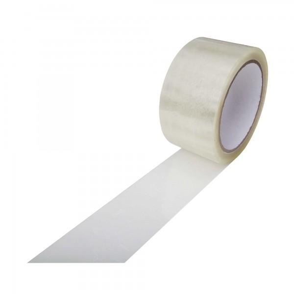 PP Pack-Klebeband Packband Verpackungsband transparent 50 mm x 66 m