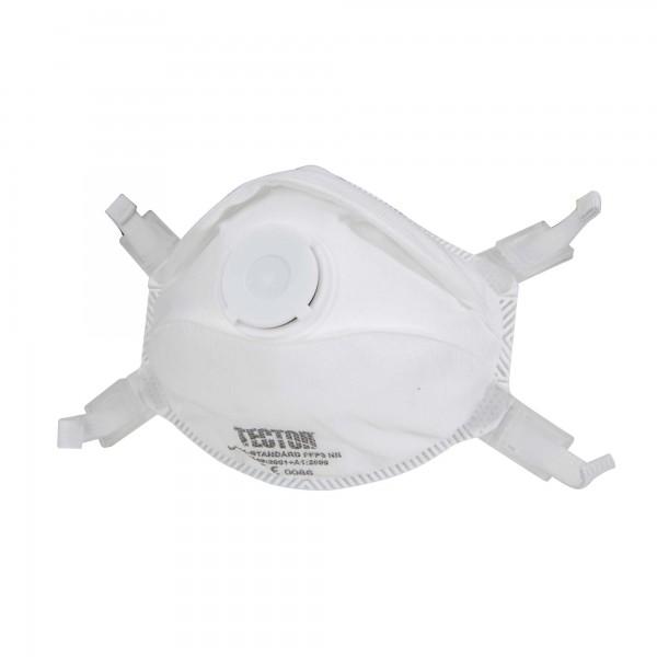 Atemschutzmaske Feinstaubmaske Schutzklasse FFP3 mit Ausatemventil