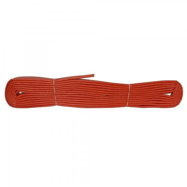 PE Schutzschlauch Isolierung 4 mm rot