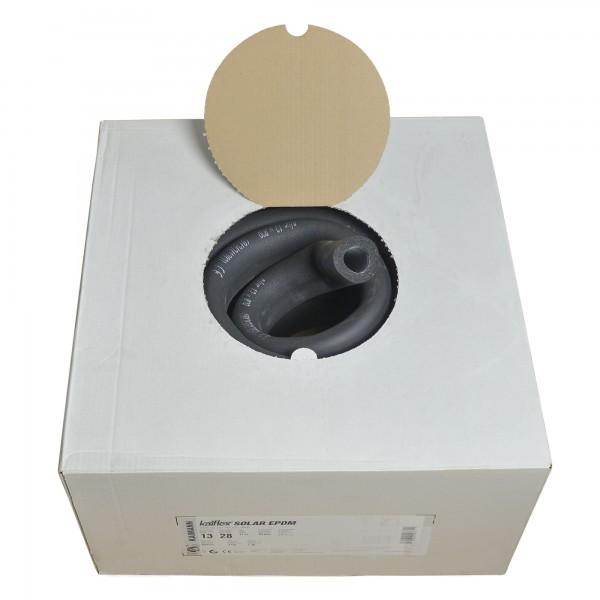SOLAR EPDM Kautschuk Rohrisolierung endlos Hochtemperatur in Spenderbox