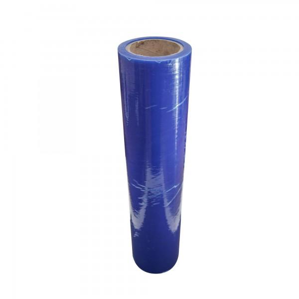 Abdeckfolie Schutzfolie selbstklebend für Glas Fenster Spiegel blau 500 mm x 100 m