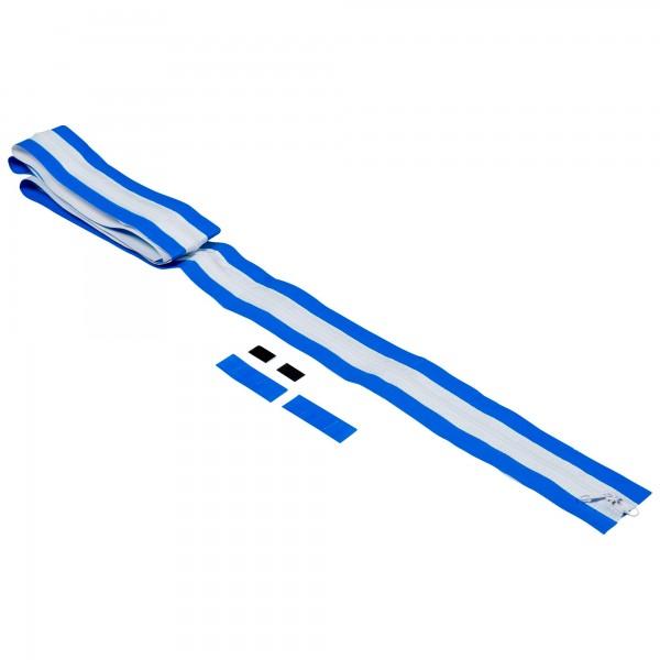 Reißverschluss selbstklebend ZIP-UP für Curtain-Wall Staubschutzwand